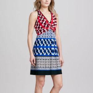 Laundry By Shelli Segal Dresses - Laundry by Shelli Segal | Mixed-Print Jersey Dress